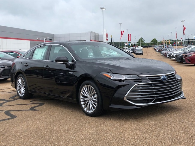 28 The 2019 Toyota Avalon Hybrid Concept and Review
