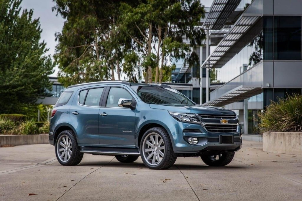 28 The 2019 Trailblazer Ss Us Release Date