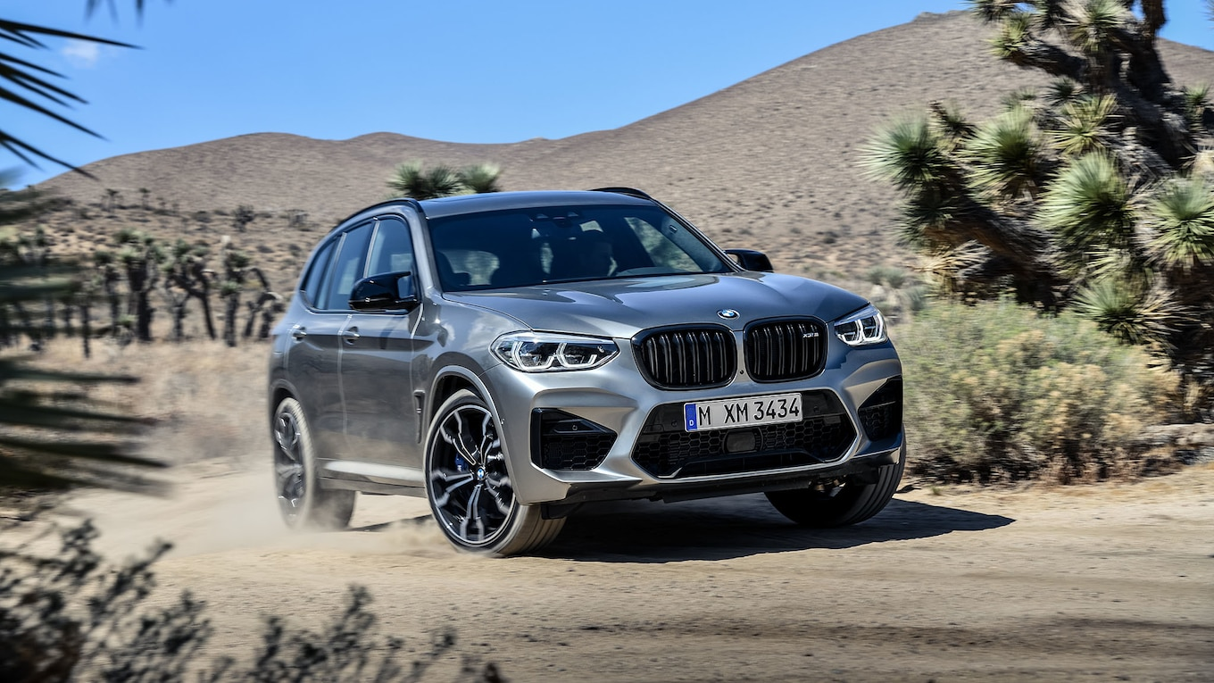 28 The 2020 BMW X3 Performance