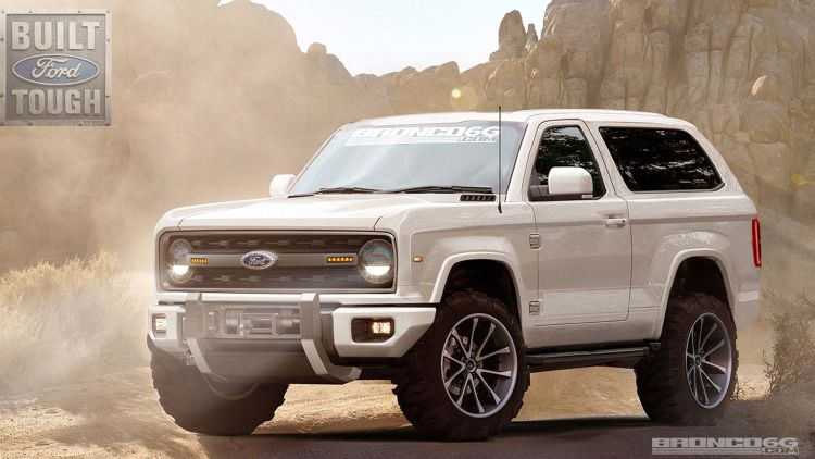 28 The 2020 Ford Bronco Concept and Review