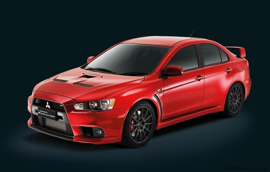 28 The 2020 Mitsubishi EVO XI Spesification