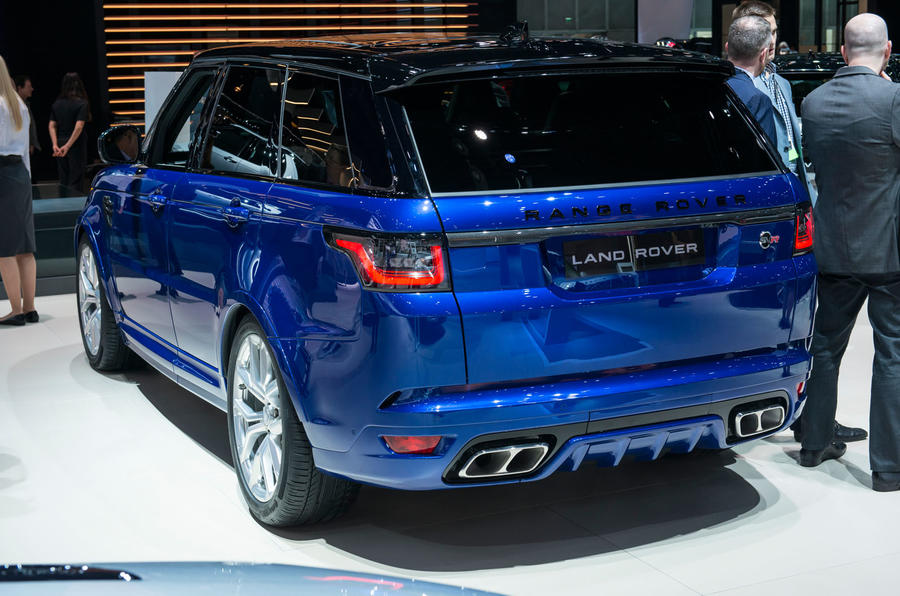 28 The 2020 Range Rover Sport Reviews