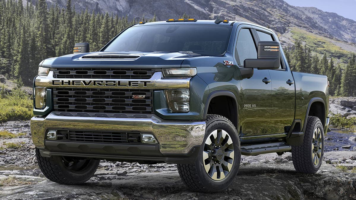 28 The Best 2020 Chevy Silverado 1500 2500 Performance