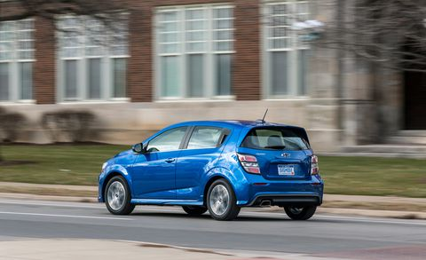 28 The Best 2020 Chevy Sonic Redesign and Concept