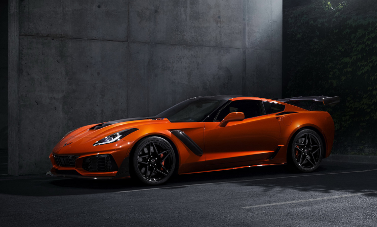 28 The Best 2020 Corvette Z07 History