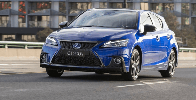 28 The Best 2020 Lexus CT 200h Price and Review