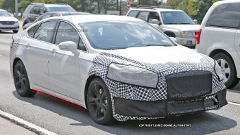 28 The Best Spy Shots Ford Fusion Spesification