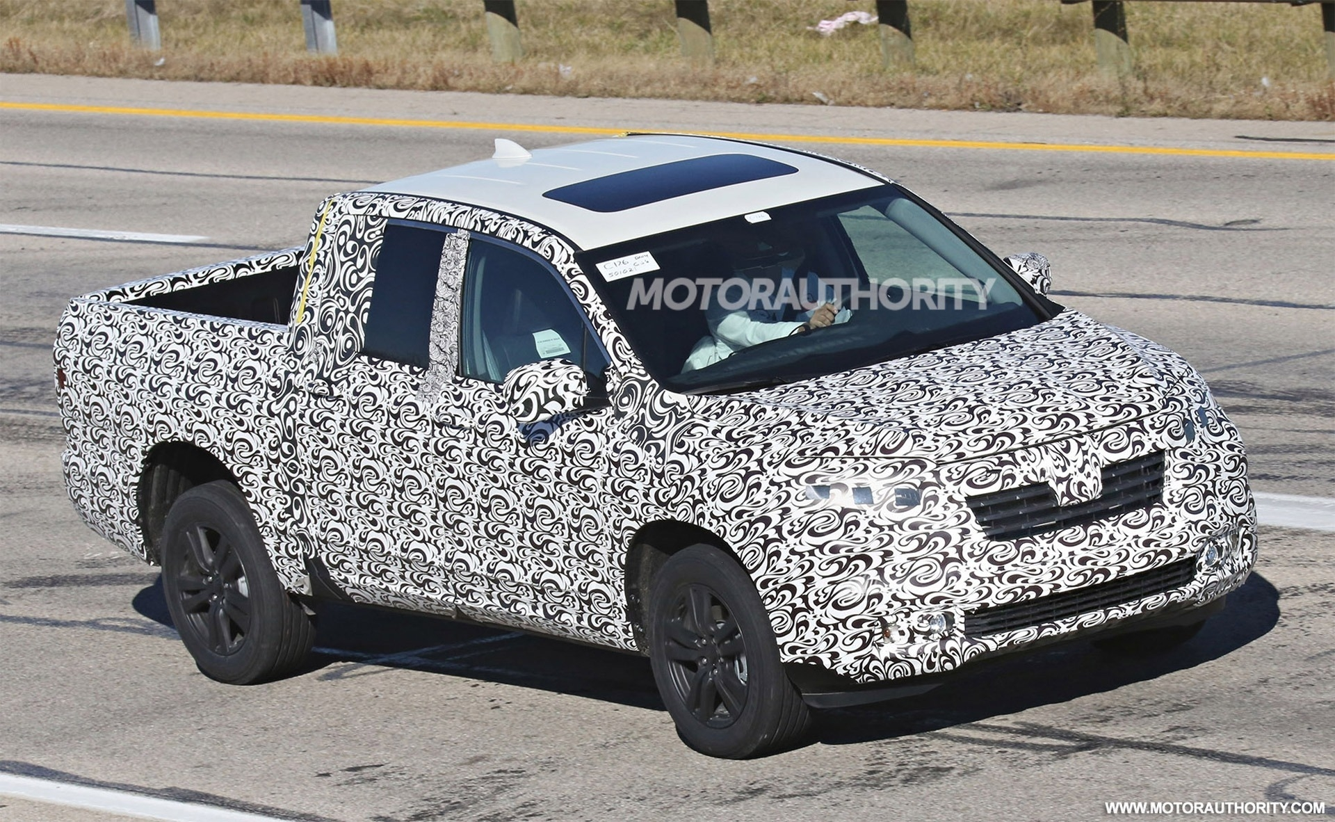 29 A 2019 Toyota Hilux Spy Shots New Concept
