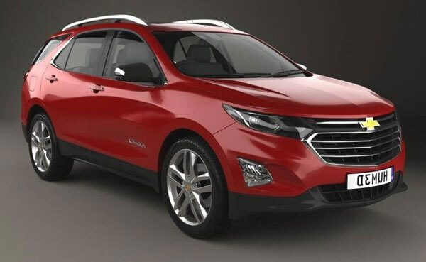 29 A 2020 Chevy Equinox New Model and Performance