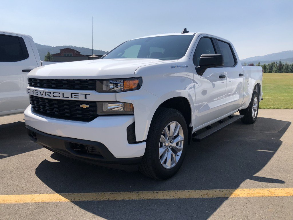 29 A 2020 Chevy Silverado 1500 Price