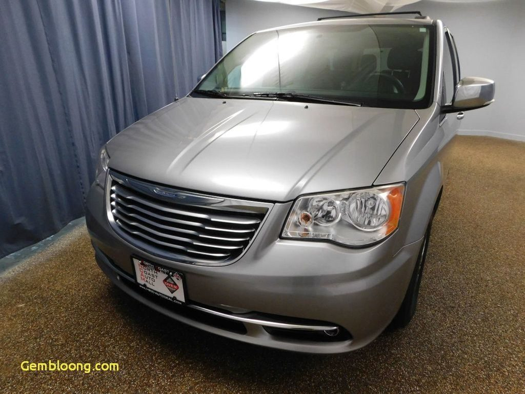 29 All New 2019 Chrysler Town Country Awd Engine