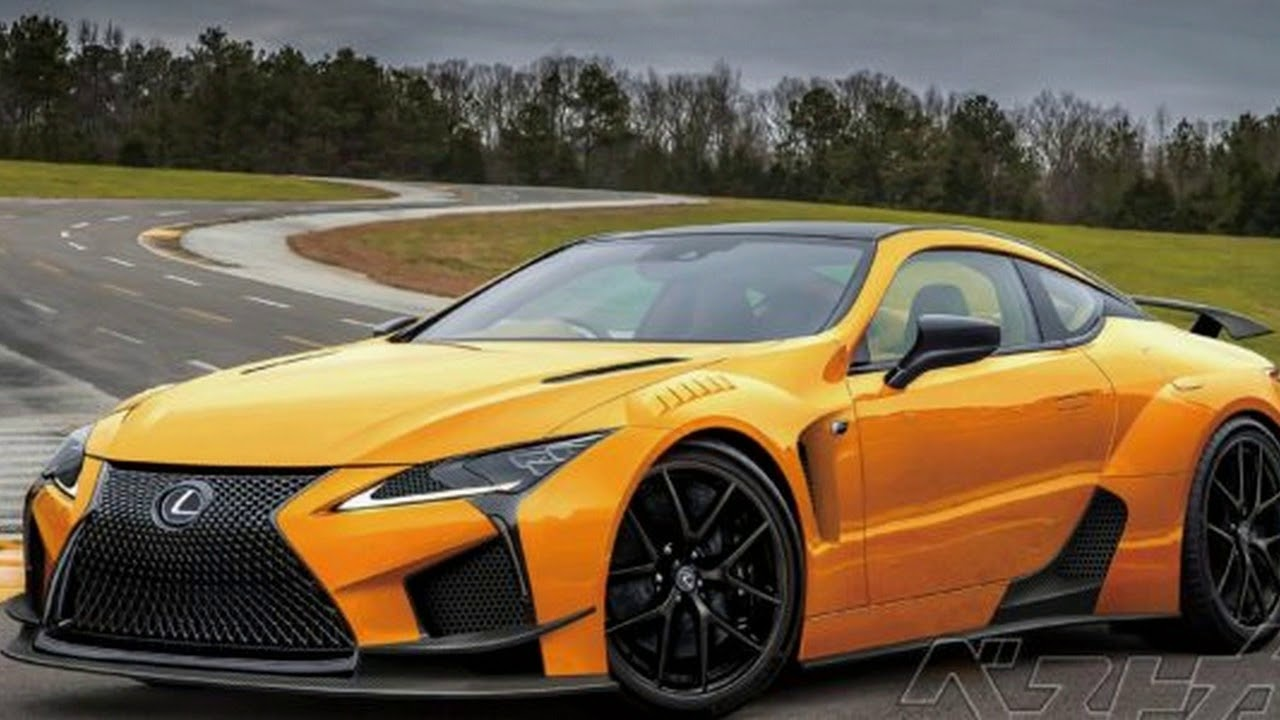 29 All New 2019 Lexus Lf Lc Review and Release date
