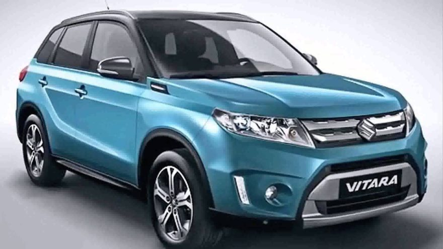 29 All New 2019 Suzuki Grand Vitara Engine