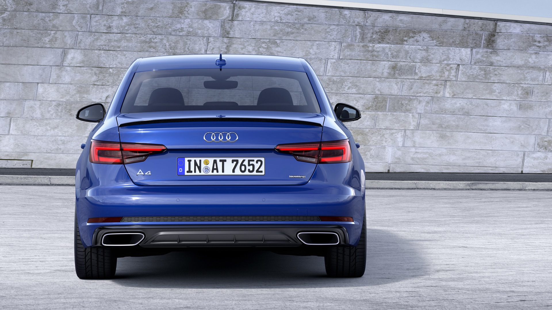 29 The 2019 Audi A4 Rumors
