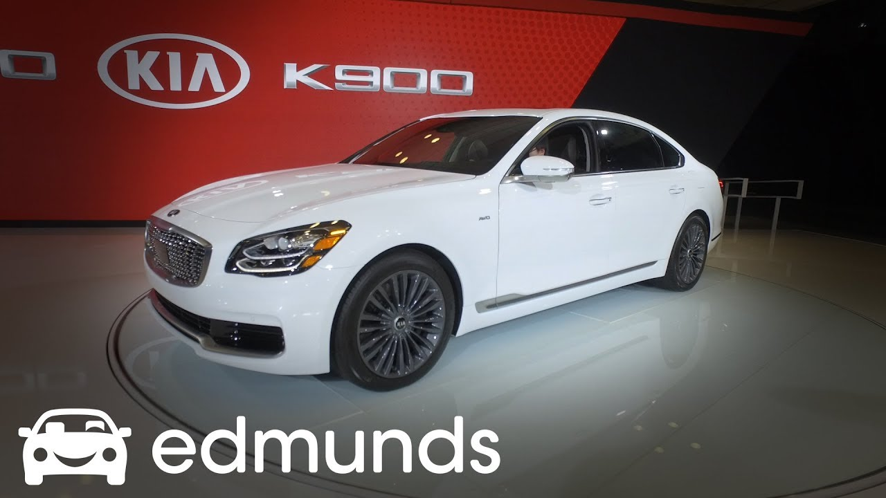 29 The 2020 Kia K900 Overview