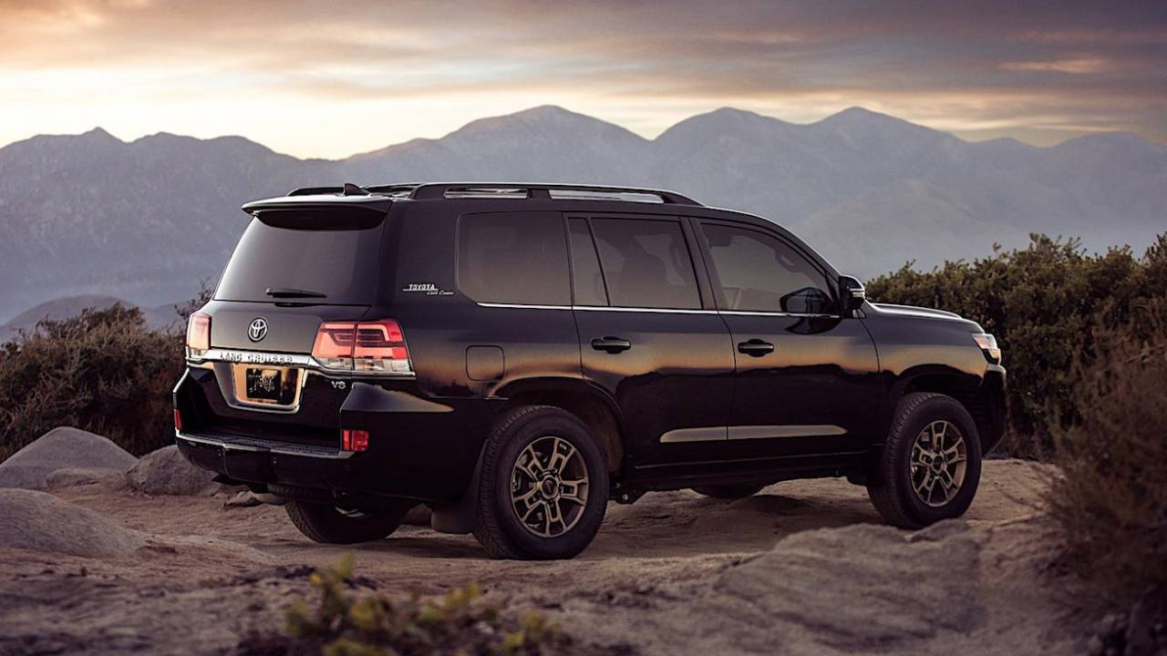 29 The 2020 Land Cruiser New Concept