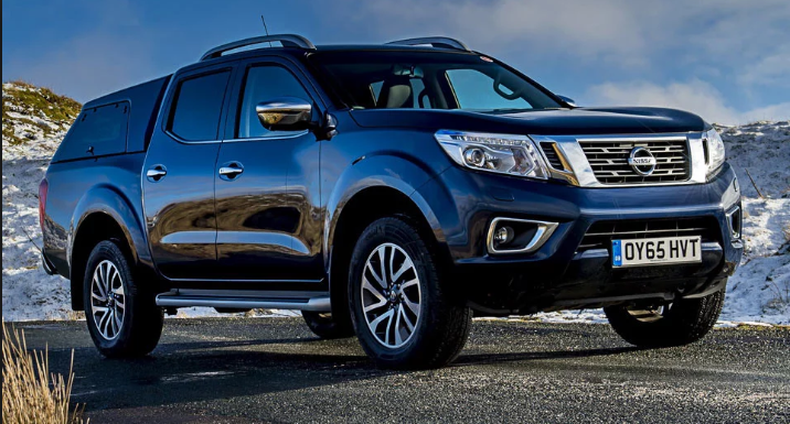 29 The 2020 Nissan Navara Spesification