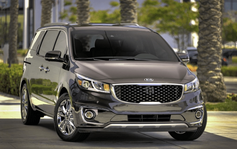 29 The 2020 The All Kia Sedona Spy Shoot