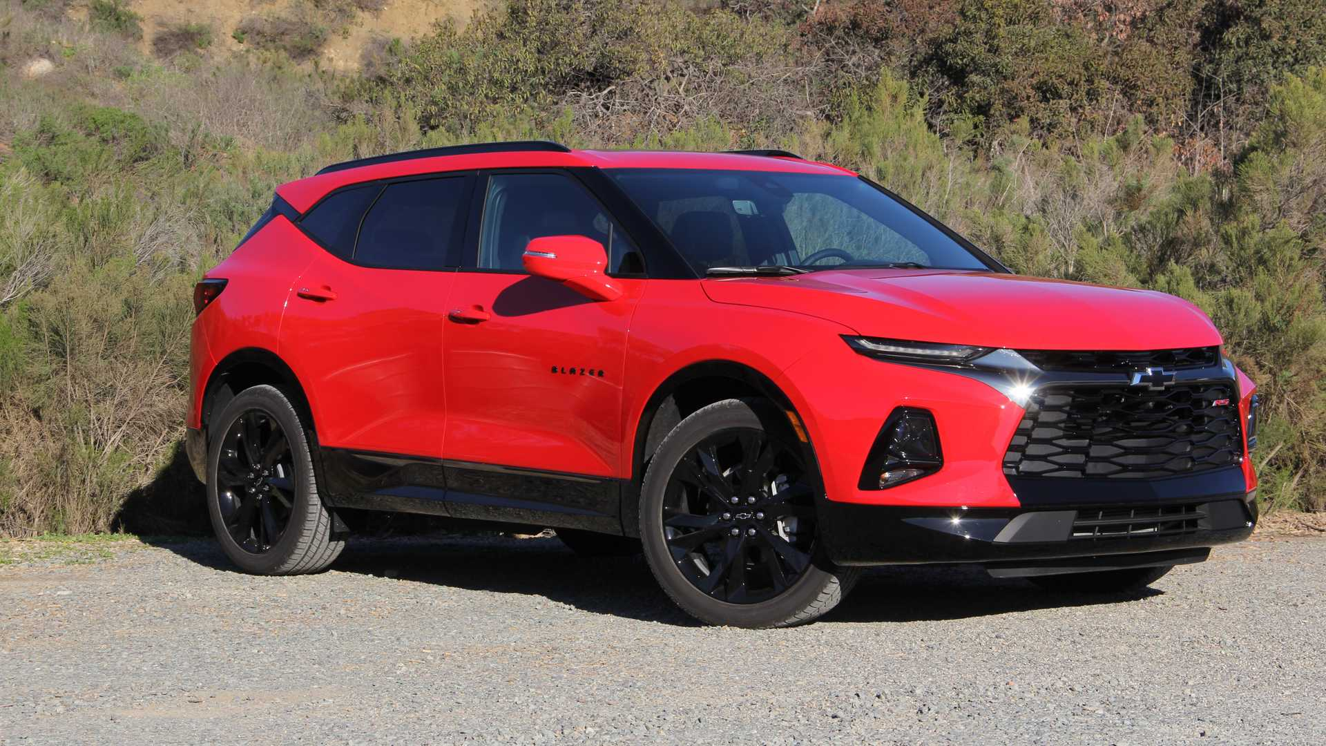 29 The 2020 The Chevy Blazer Style