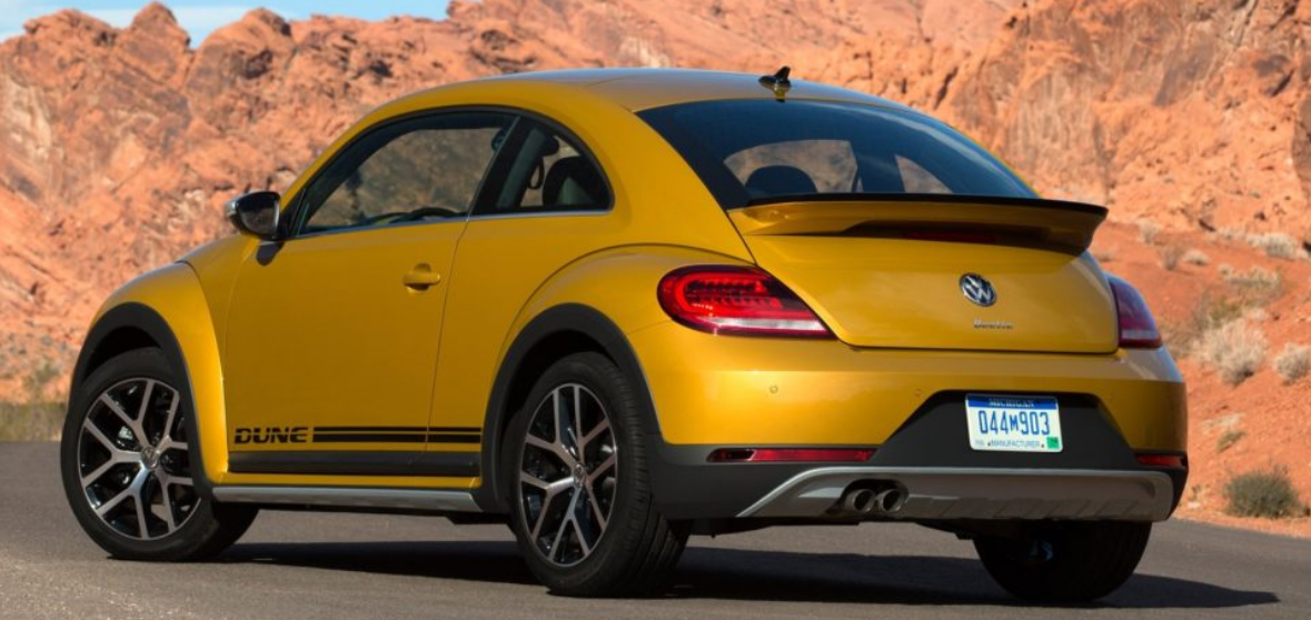 29 The 2020 Vw Beetle Dune Ratings