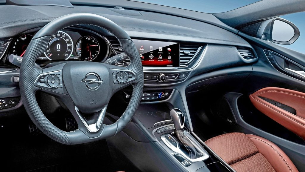 29 The Best 2019 New Opel Insignia Concept