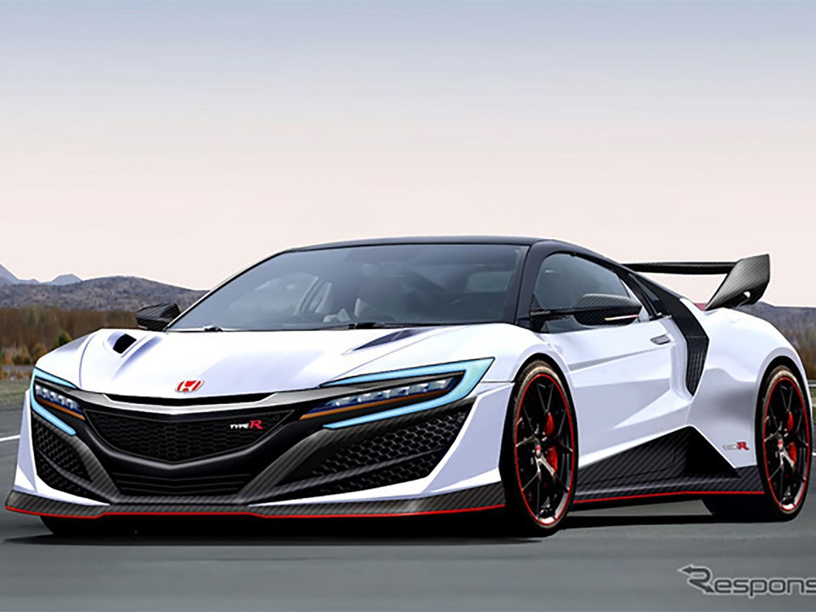 29 The Best 2020 Acura Nsx Type R Exterior