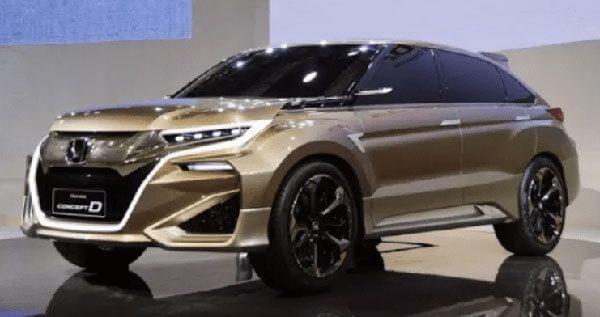 29 The Best 2020 Honda Crosstour Interior