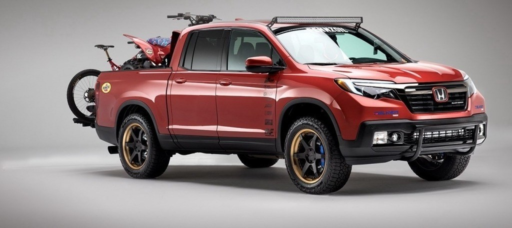 29 The Best 2020 Honda Ridgeline Pickup Truck Release
