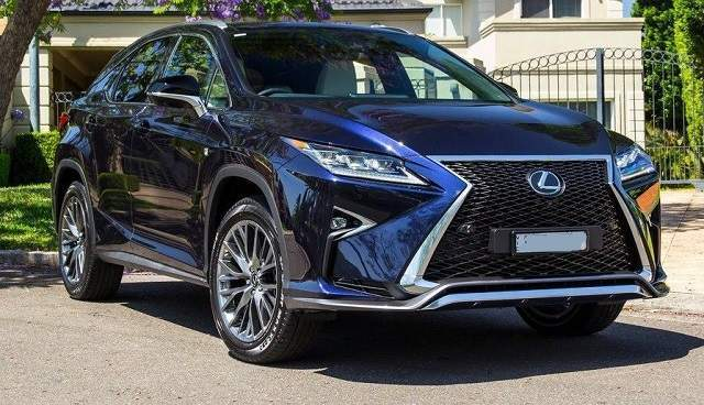 29 The Best 2020 Lexus Rx 350 F Sport Suv Release Date