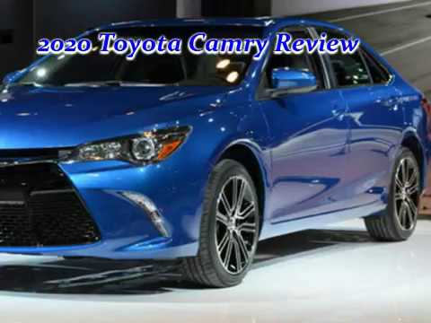 29 The Best 2020 Toyota Camry Picture