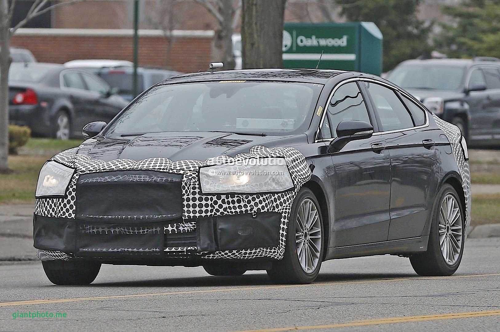 29 The Best Spy Shots Ford Fusion Price