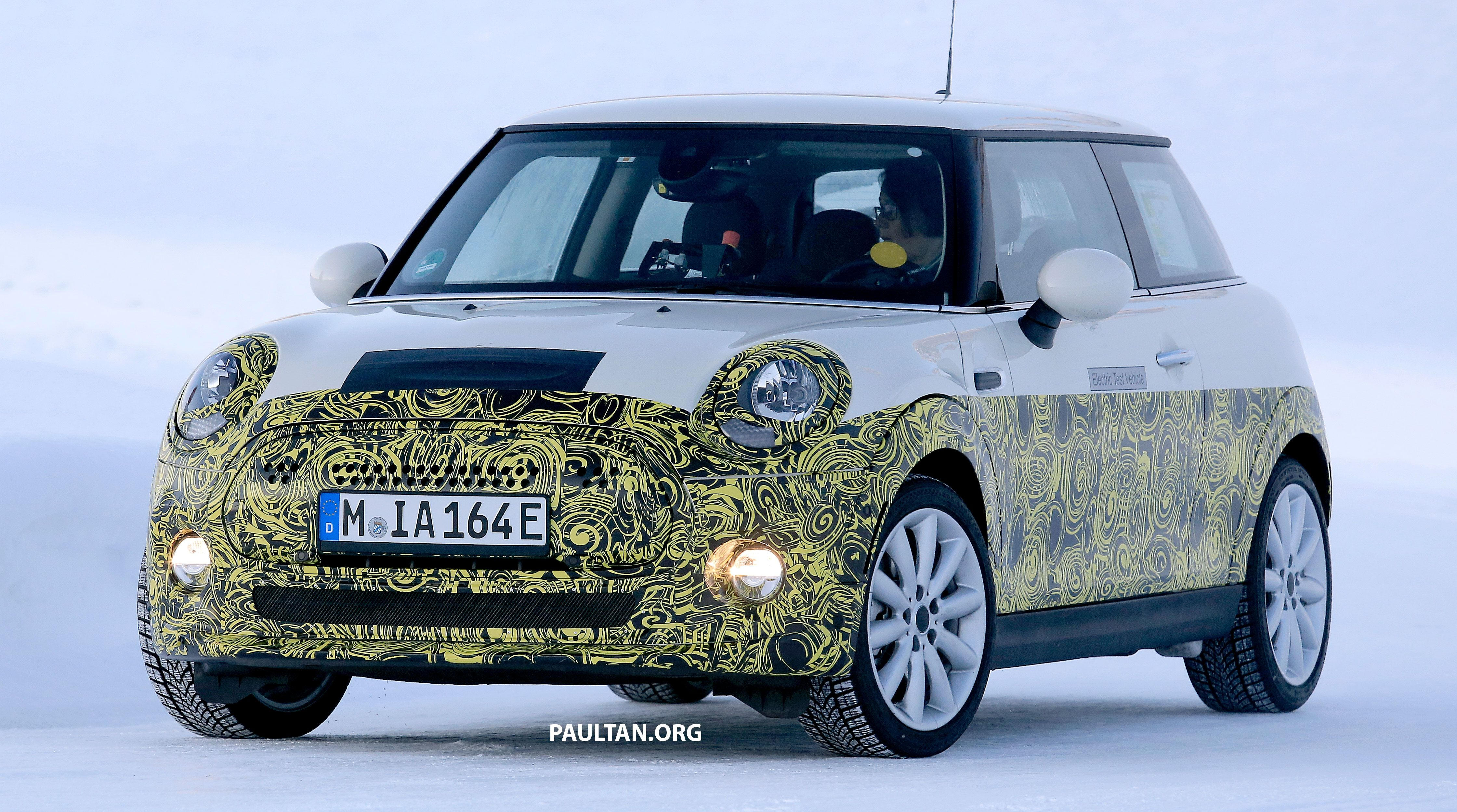 29 The Best Spy Shots Mini Countryman Redesign and Concept