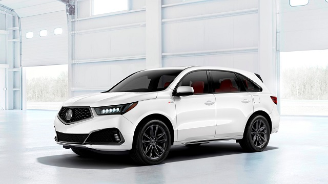 30 A 2020 Acura Mdx Rumors Interior