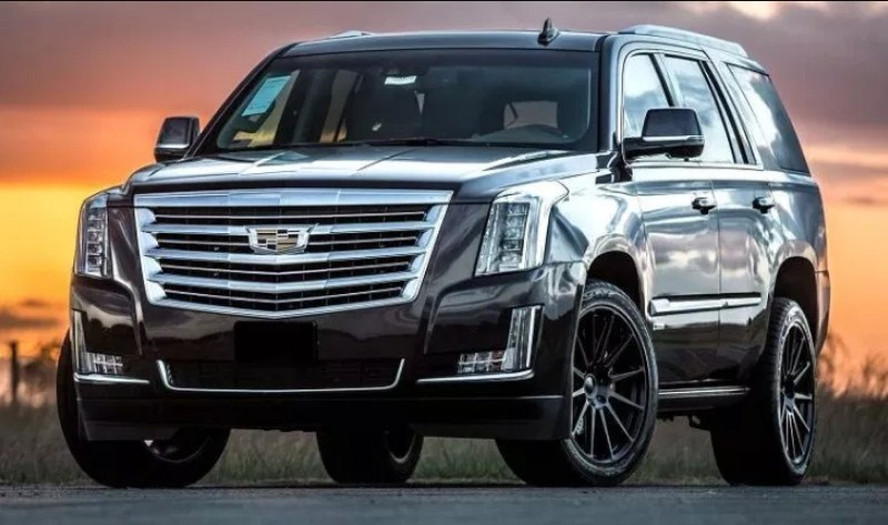 30 A 2020 Cadillac Escalade Vsport Speed Test