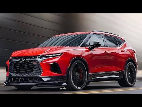 30 A 2020 Chevy Blazer Redesign