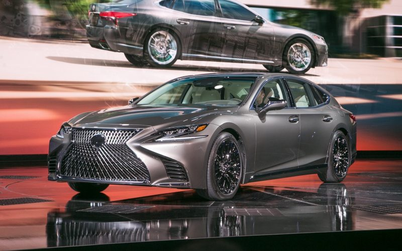 30 A 2020 Lexus Ls 460 Pricing