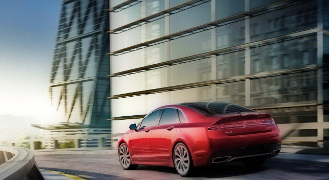 30 A 2020 Lincoln MKZ Redesign and Concept