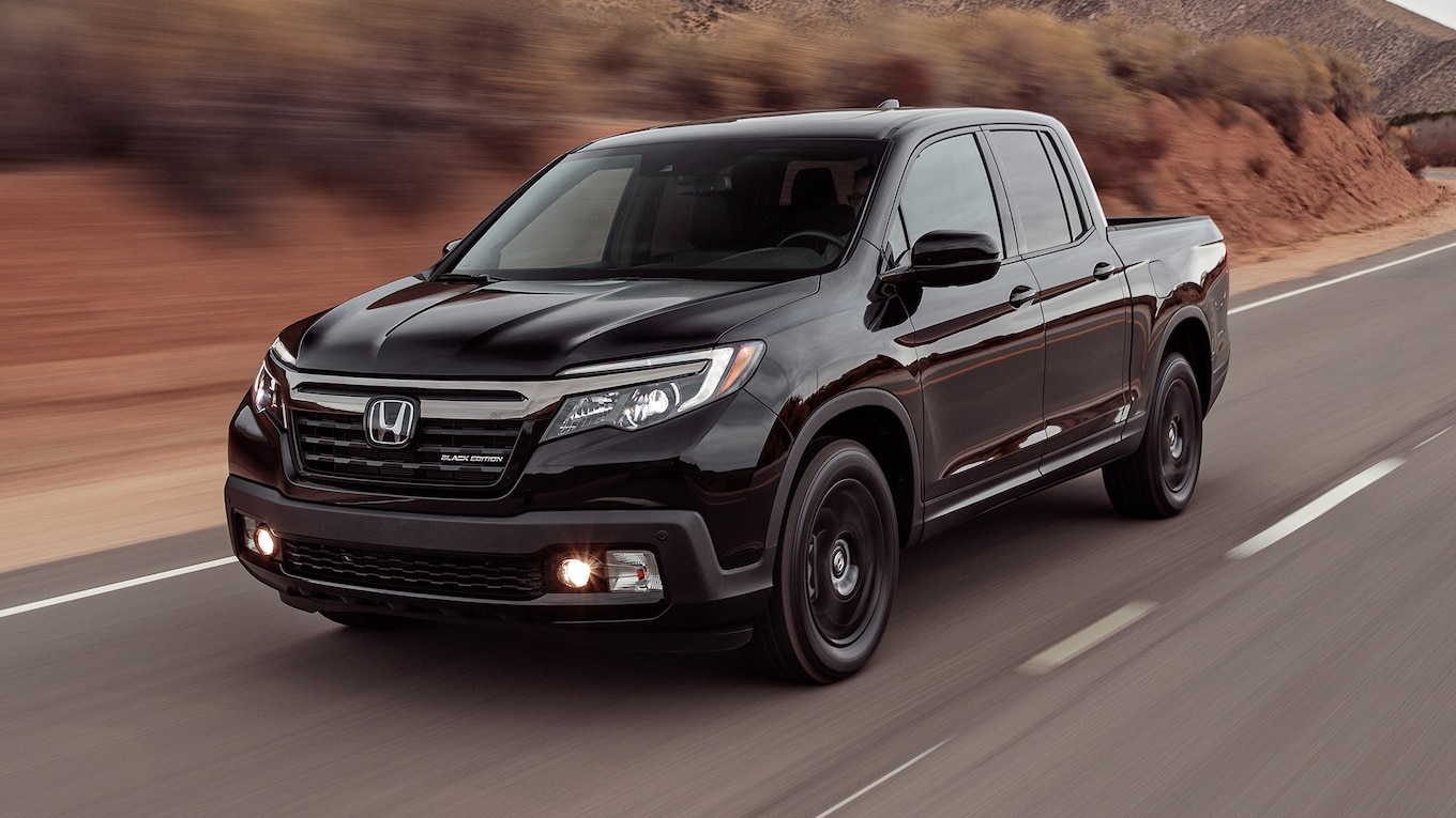 30 All New 2019 Honda Ridgeline Pickup Truck Prices