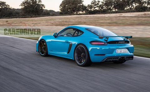 30 All New 2019 Porsche 718 Images