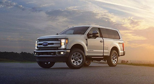 30 All New 2020 Ford Excursion Diesel Configurations