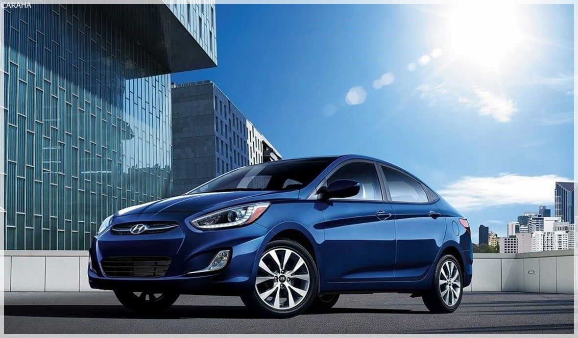30 All New 2020 Hyundai Accent Hatchback New Concept