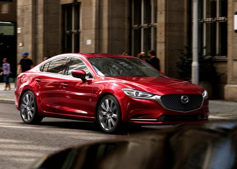 30 All New 2020 Mazda 6 Price