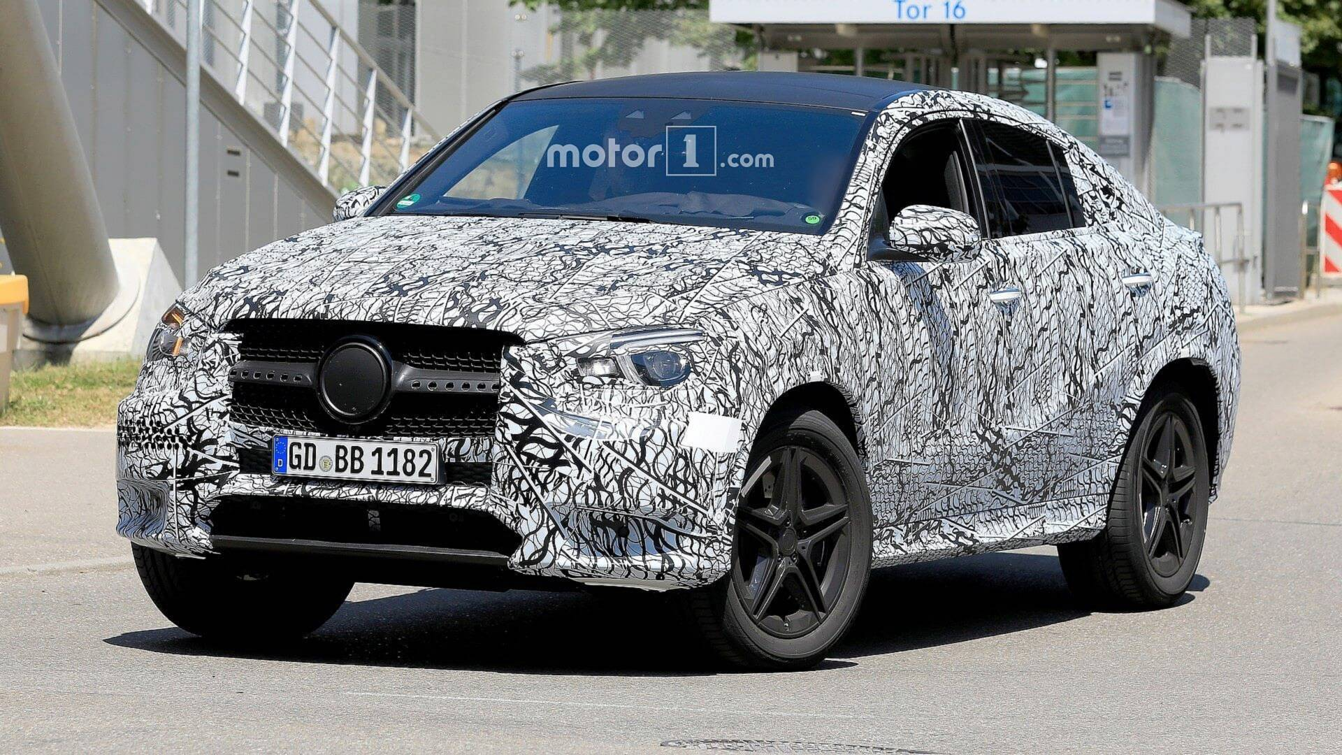 30 All New 2020 Mercedes Gle Coupe Ratings