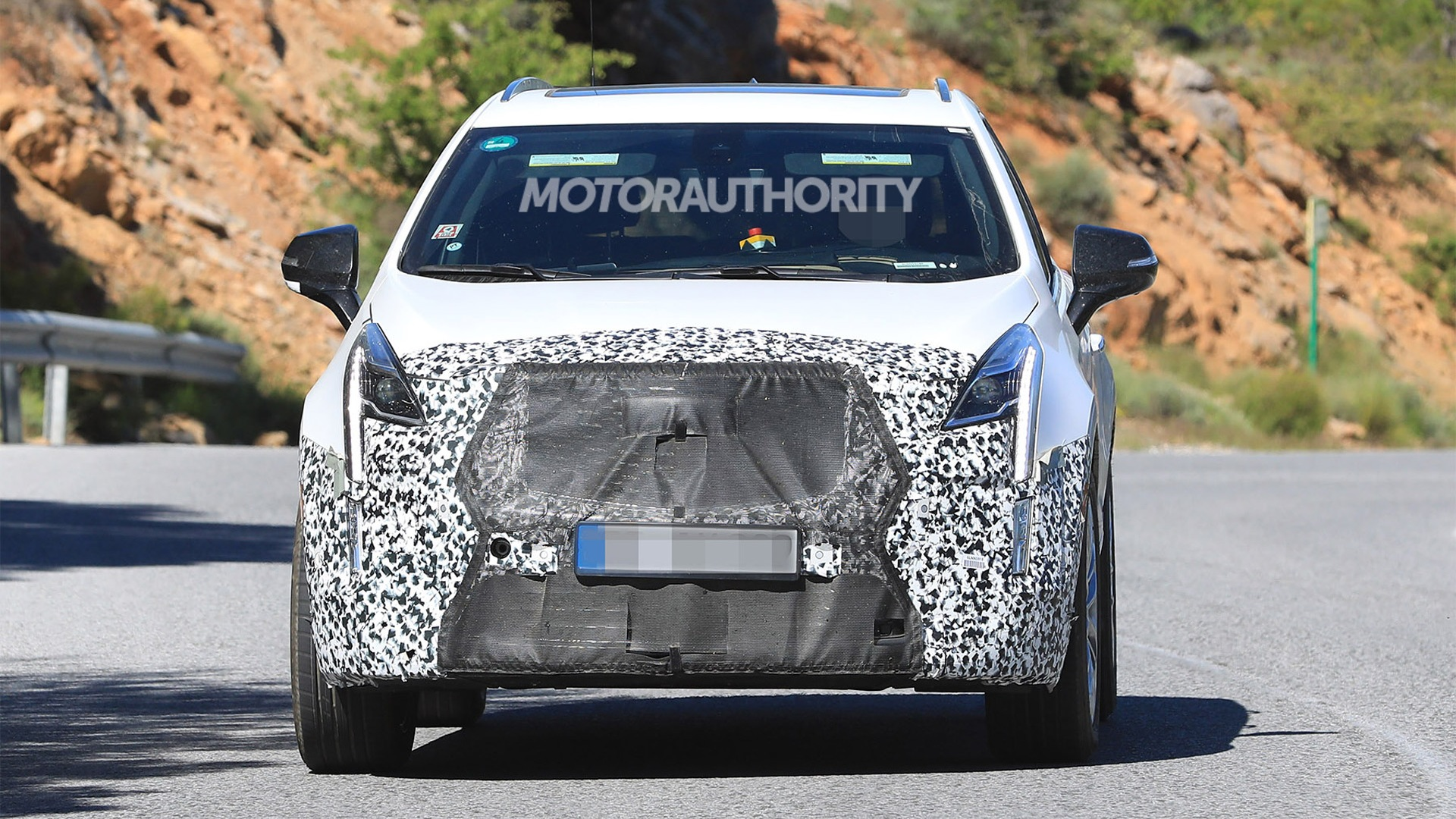 30 All New 2020 Spy Shots Cadillac Xt5 Photos