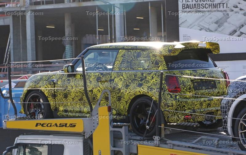 30 All New 2020 Spy Shots Mini Countryman Ratings