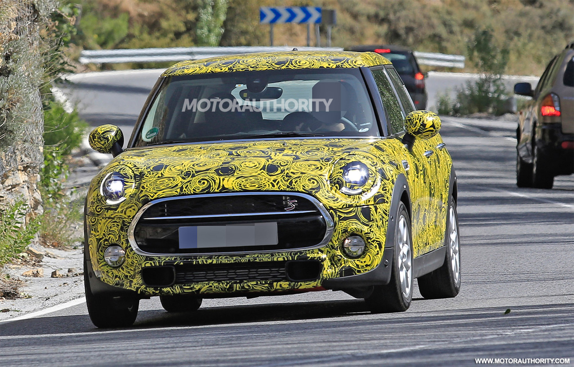 30 All New Spy Shots Mini Countryman Ratings