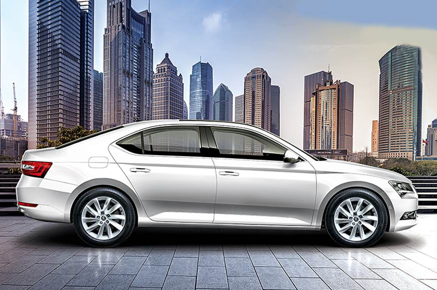 30 Best 2019 New Skoda Superb Concept and Review