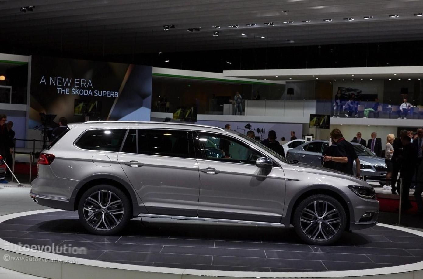 30 Best 2019 Vw Passat Alltrack Redesign and Review