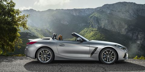 30 New 2019 BMW Z4 Roadster Reviews