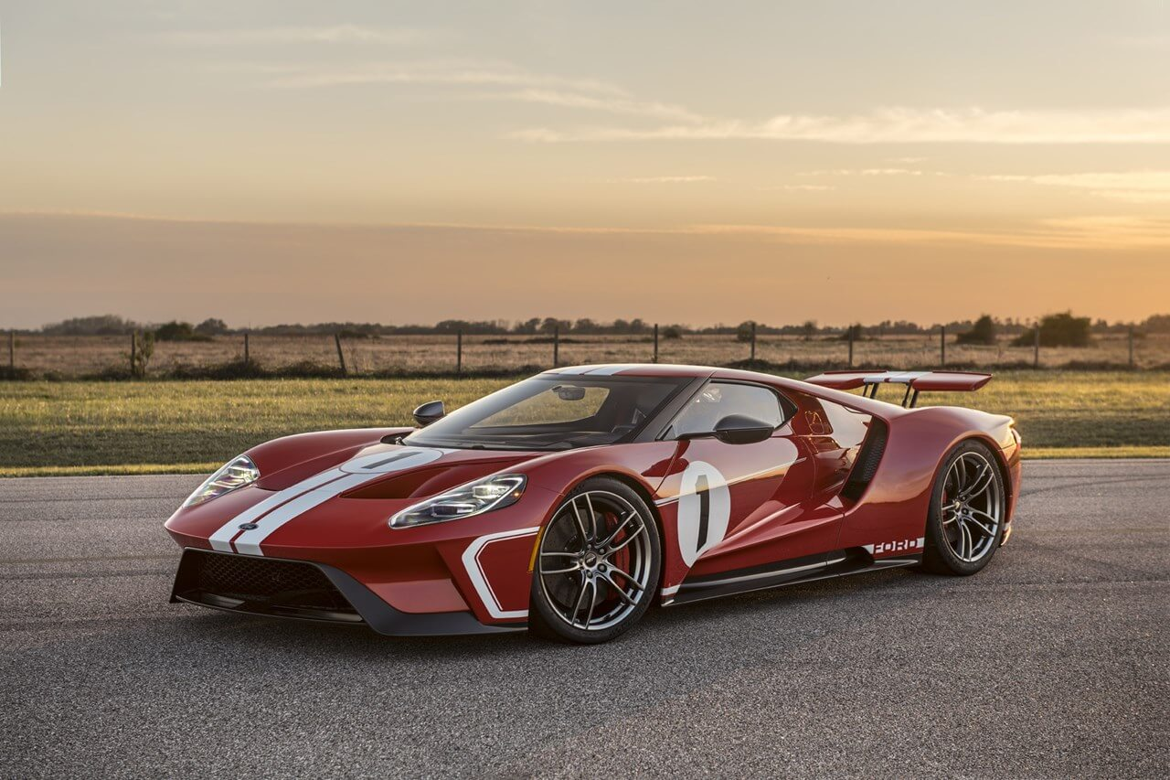 30 New 2020 Ford GT Configurations